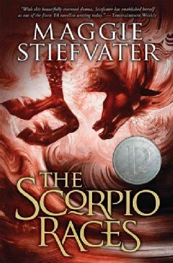 The Scorpio Races (Paperback)