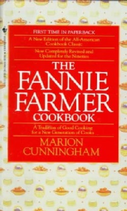 The Fannie Farmer Cookbook (Paperback)