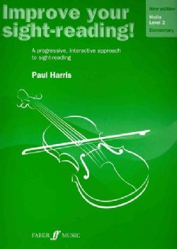 Improve Your Sight-Reading! Violin, Level 2 (Paperback)