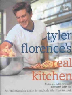 Tyler Florence's Real Kitchen (Hardcover)
