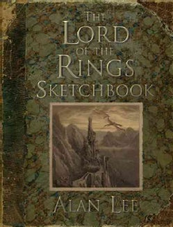 The Lord of the Rings Sketchbook (Hardcover)