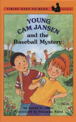 Young Cam Jansen and the Baseball Mystery (Hardcover)
