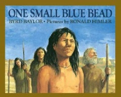 One Small Blue Bead (Hardcover)