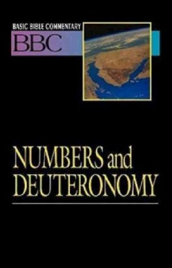 Numbers, Deuteronomy: Old Testament (Paperback)