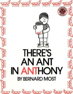 There's an Ant in Anthony (Paperback)
