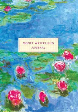 Monet Waterlilies Pocket Journal (Paperback)