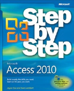 Microsoft Access 2010: Step by Step