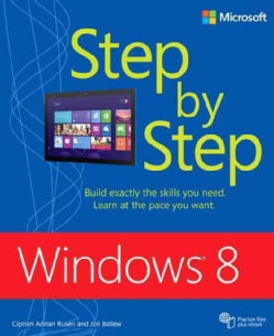 Windows 8 Step by Step (Paperback)