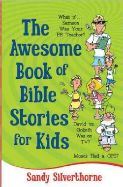 The Awesome Book of Bible Stories for Kids(Paperback / softback)