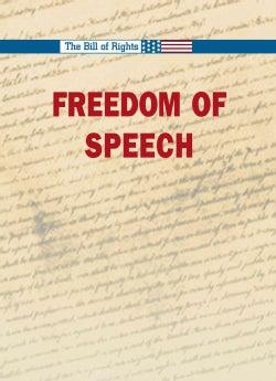 Freedom of Speech (Hardcover)