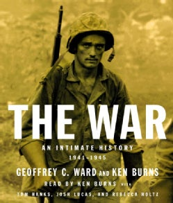 The War:An Intimate History, 1941-1945(CD-Audio)