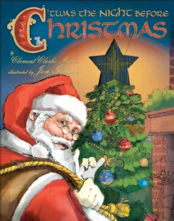 Twas the Night Before Christmas (Hardcover)