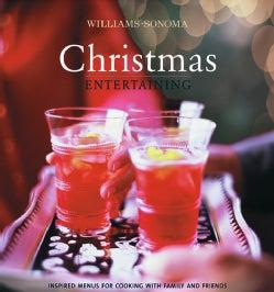 Williams-Sonoma Christmas Entertaining (Hardcover)