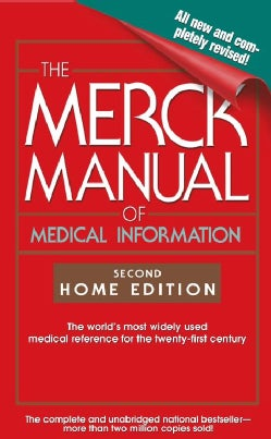 The Merck Manual of Medical Information: Home Edition (Paperback)