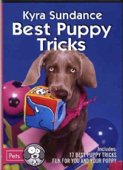 Best Puppy Tricks (DVD video)