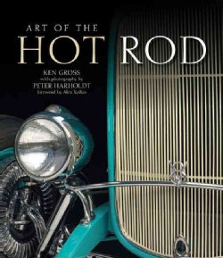 Art of the Hot Rod (Paperback)