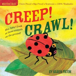 Creep! Crawl! (Paperback)