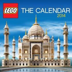 Lego 2014 Calendar (Calendar)