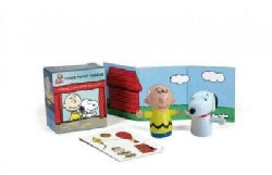 Peanuts Finger Puppet Theater: Starring Charlie Brown and Snoopy! (Novelty book)