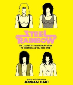 Steel Rainbow: The Legendary Underground Guide to Becoming an '80s Rock Star (Paperback)