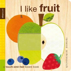 I Like Fruit (Board book)