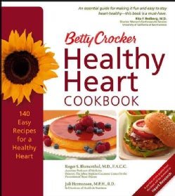 Betty Crocker Healthy Heart Cookbook (Hardcover)