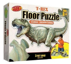 T-Rex: Giant Floor Puzzle (Other merchandise)