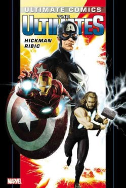 Ultimate Comics: The Ultimates 1 (Hardcover)