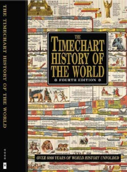 The Timechart History of the World: Over 6000 Years of World History Unfolded (Hardcover)