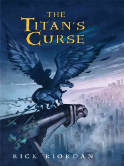 The Titan's Curse (Percy Jackson and the Olympians Series #3) (Hardcover)