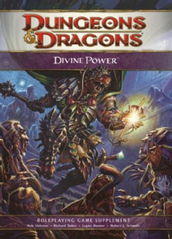 Divine Power (Hardcover)