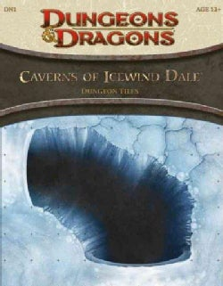 Caverns of Icewind Dale - Dungeon Tiles (Hardcover)