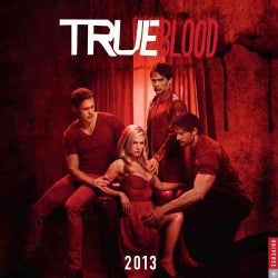 True Blood 2013 Calendar
