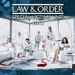 Law & Order Special Victims Unit 2013 Calendar