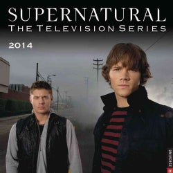 Supernatural 2014 Calendar: The Television Series (Calendar)