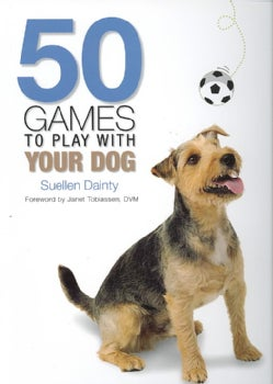 50 Games to Play with Your Dog (Paperback)