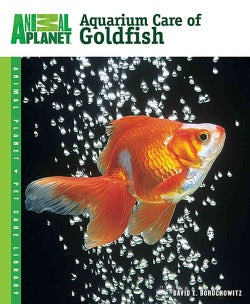Aquarium Care of Goldfish (Paperback)