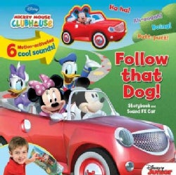Follow That Dog! (Novelty book)
