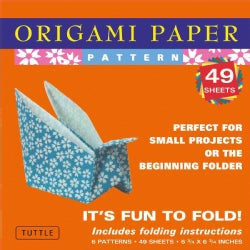 Origami Paper Pattern: 49 Sheets (Paperback)