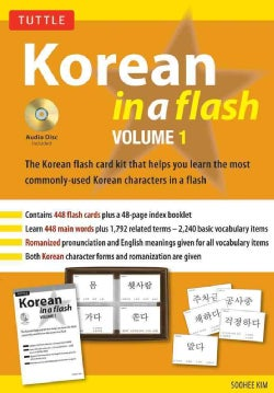 Korean in a Flash