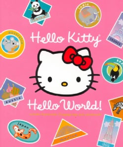 Hello Kitty, Hello World! (Hardcover)