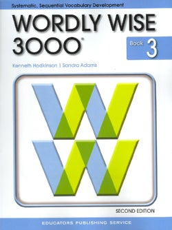 Wordly Wise 3000 Book 3 (Paperback)