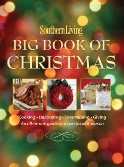 Southern Living Big Book of Christmas (Paperback)