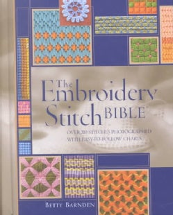 The Embroidery Stitch Bible (Spiral bound)