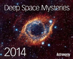Deep Space Mysteries 2014 Calendar (Calendar)