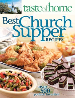 Taste of Home Best Church Supper Recipes (Paperback)