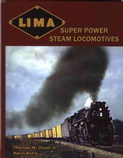 Lima Super Power Steam Locomotives (Hardcover)