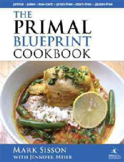 The Primal Blueprint Cookbook (Hardcover)