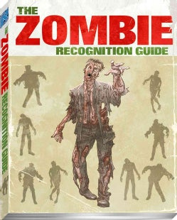 Zombie Recognition Guide 1 (Paperback)