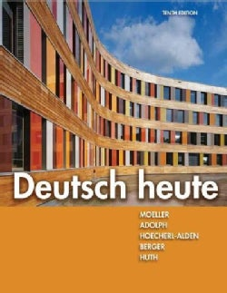 Deutsch Heute: Introductory German (Hardcover)